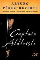 Captain Alatriste book jacket
