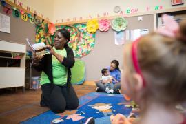 Carla Davis Youth Librarian