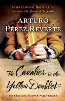 The Cavalier in the Yellow Doublet book jacket
