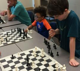 Chess at Hillsdale