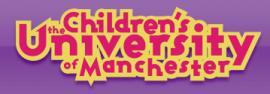Children's University of Manchester Logo