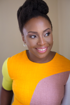 Chimamanda Ngozi Adichie, author for Everybody Reads 2019