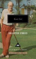Roald Dah's Collected Stories book jacket