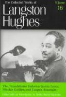 The Collected Works of Langston Hughes book jacket