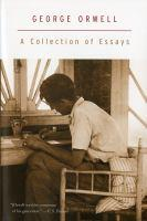 A Collection of Essays book jacket