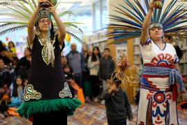 Dia de los Ninos cultural celebration at Gresham Library