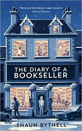Diary of a Bookseller book jacket