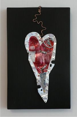 Broken and Recycled Hearts