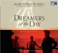 Dreamers of the Day CD cover