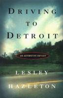 Driving to Detroit book jacket