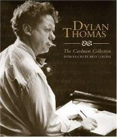 Dylan Thomas Caedmon Collection book jacket