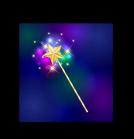 Enchanted Fairy Wand