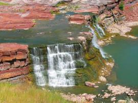Image of Great Falls in Montana