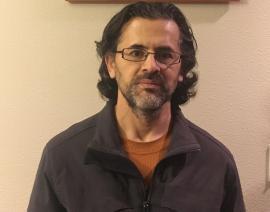 Volunteer Fernando Rojas-Galvan