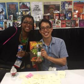 Author Gene Luen Yang