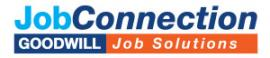 Goodwill Job Connection  - NEW
