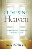 Glimpsing Heaven book jacket