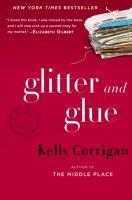 Glitter and Glue book jacket
