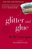 Glitter and Glue book jacket