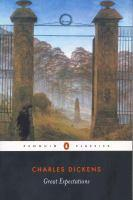Great Expectations book jacket