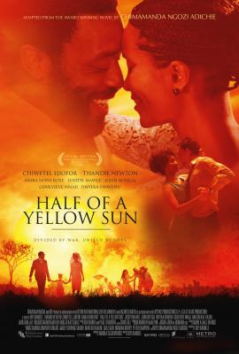 Half of a Yellow Sun DVD cover