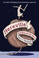 Hereville book jacket