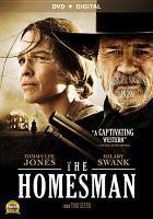 The Homesman dvd