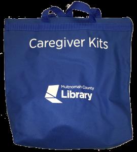 Caregivers kit bag - exterior shot