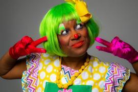 Nikki Brown Clown