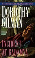 Incident at Badamya book jacket