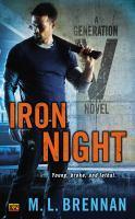 Iron Night book jacket