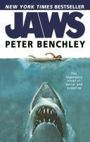 Jaws book jacket