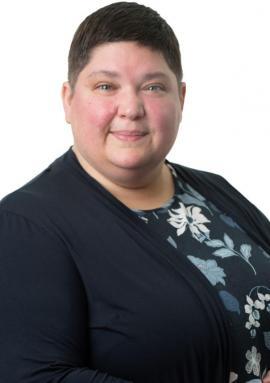 Volunteer Kasha Tindall Webster