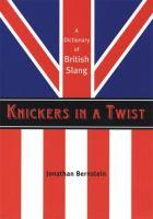 Knickers in a Twist book jacket