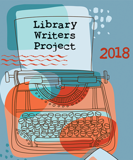 Logo for Library Writers Project 2018