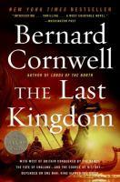 The Last Kingdom book jacket