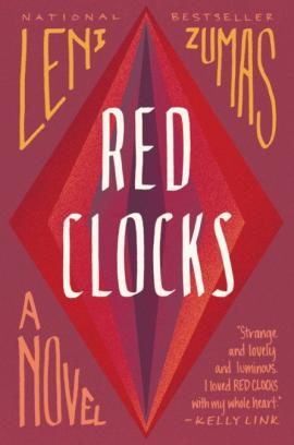 Cover for and link to catalog entry for Red Clocks