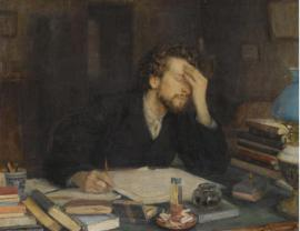 Leonid Pasternak, from Wikipedia