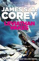 Leviathan Wakes book jacket