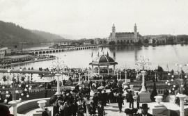 Photo of Lewis and Clark Exposition