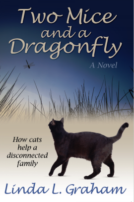 Cover for and link to catalog entry for Two Mice and a Dragonfly