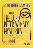 Lord Peter Wimsey dvd cover