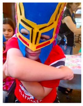 lucha libre masks 2