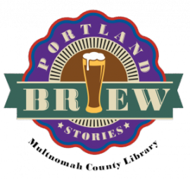 Logo for Portland Brew Stories
