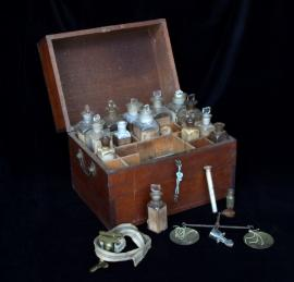 Photo of 18th Century Medical Chest