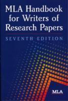 MLA Handbook cover