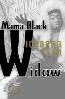 Mama Black Widow book jacket