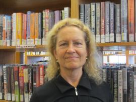 Volunteer Maureen Flynn