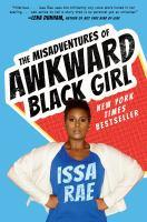 The Misadventures of an Awkward Black Girl book jacket