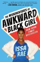 The Misadventures of an Awkward Black Girl book jacket